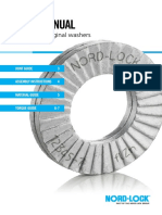 NL User Manual Nord Lock Washers