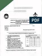 Percubaan PMR 2010_bahasa Arab_Negeri Sembilan