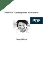 Diccionario  Genealógico de Los Nombres.doc