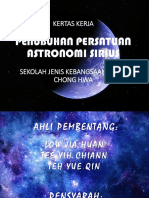 ppt astronomi