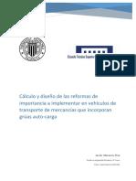 NAVARRO - Cálculo y Diseño de Las Reformas de Importancia a Implementar en Vehículos de Transport...