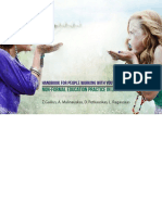 Handbook for People Working With Youth Groups