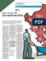 La necesaria gestión para enfrentar la reconstrucción