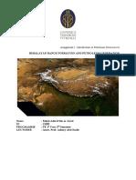 Hilmalayan Range Formation and Petroleum Generation