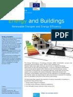 Energy and Buildings En