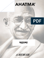 Tourist Booklet for the Mahatma Gandhi Museum - Varun Kapadia