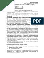 REVOCACIÓN Y SUSTITUCIÓN DE MANDATO