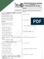 Química - Pré-Vestibular Impacto - Balanceamento das Equações III