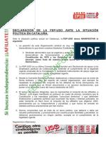 DECLARACION FEP USO ANTE SITUACION POLITICA CATALUÑA.pdf