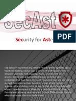 SecAst Brochure