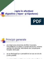 Kinetoterapie in Afectiuni Digestive