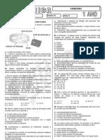 Química - Pré-Vestibular Impacto - Exercícios Extras - Atomística 03