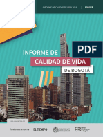 Bogotá Cómo Vamos 2016- Semana 8
