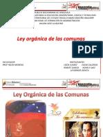 Comunas en Venezuela