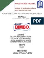 Grupo Bimbo 1