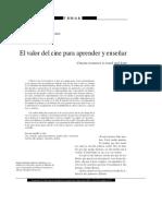 Dialnet-ElValorDelCineParaAprenderYEnsenar-311936