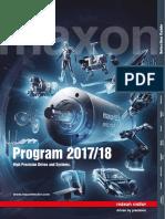 MAXON Complete catalog 2017-2018