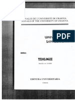 Articol. Drd. Adrian Vasilache. Conciliul de La Lyon Si Urmarile Lui Pentru Bizant