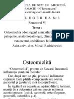 Osteomielita maxilarelor 2013