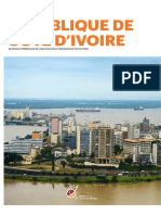Rapport de l'Agence belge pour le commerce extérieur sur la Côte d'Ivoire (octobre 2017)