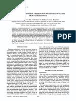 Modeling Adsorption-Desorption Processes