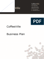CoffeeVille Business Plan ()