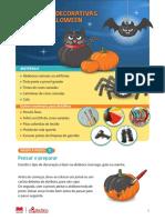 Atividade Halloween