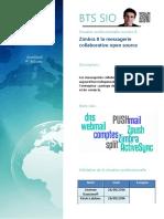08 - Zimbra 8 La Messagerie Collaborative Open-source