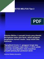 Penyuluhan DM Prolanis