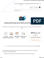 Developpeur Application Python