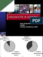 EBM-Diagnosis & Skrining