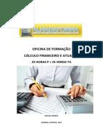 Cálculo Financeiro Sebenta Formandos