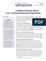 2017 10 PP WhatYouNeedToKnowCostSharingReductionPayments CTAA Jacobs