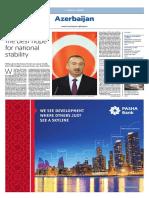 FT Special Report-Azerbaijan