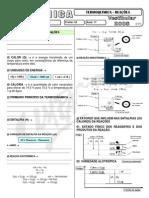 Química - Pré-Vestibular Impacto - Termoquímica - Reações