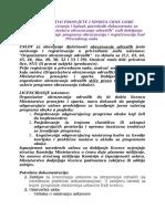 Licenca, Uslovi Za Licenciranje Ustanove Za Obr.odraslih