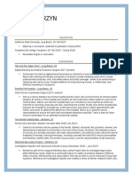 october 2107 current resume pdf
