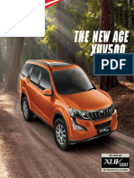 Xuv500 Brochure All India Specifications