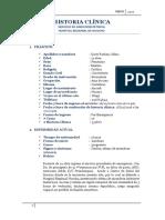 historia clinica ginecoobstetricia gestacion doble