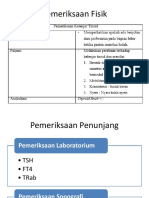PF Penunjang Hipertiroid
