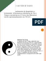 Aula Teoria de Yin e Yang