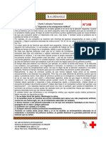 "Charla 5 min Urgencias en las emergencias médicas""   n°148 LN"