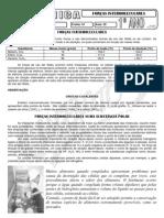Química - Pré-Vestibular Impacto - Forças Intermoleculares