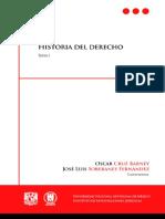 Historia Del Derecho t1
