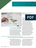 Allergen - Test Kit