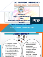 DOCUMENTOS NORMATIVOS DE GESTION.ppt
