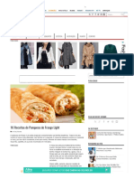 10 Receitas de Panqueca de Frango Light - MundoBoaForma.com