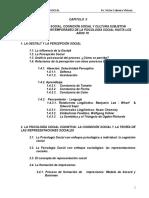 Ficha Unidad II Apunte de Catedra Percepcion Social Cognicion Social y Cultura Subjetiva3