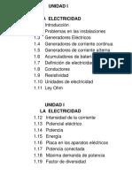 UNIDAD I La Electricidad - Copia