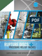 Rupture Discs Pressure Relief Valves Brochure